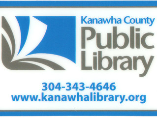 Library Card Party at Kanawha County Public Library