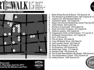 FestivALL ArtWalk - June 22