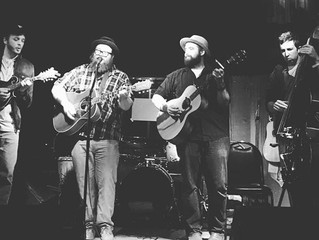 Peddlers Glory playing at Swiftwater General Store