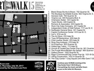 ArtWalk July 20