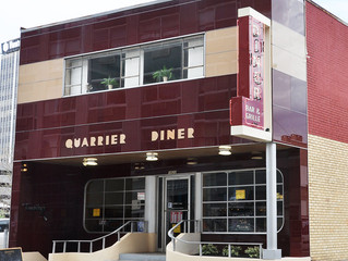 Fun Food and Drinks at Quarrier Diner