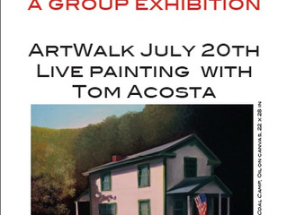 Shades of Summer: A NEW EXHIBIT at THE ART STORE