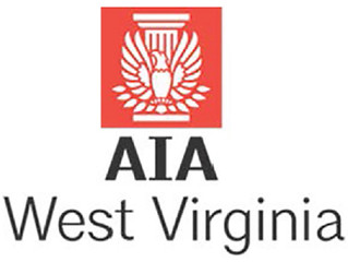 AIA WV Sponsored by Pickering Associates showing the 40th Annual Excellence in Architecture Design A
