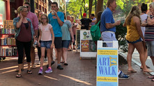 2020 ArtWalk Schedule - Celebrating 18 Years