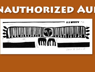 The Unauthorized Audubon: Art + Poetry at Taylor Books