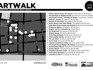 ArtWalk Map