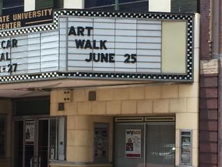 WVSU Art Department Faculty at WVSU Capitol Theatre