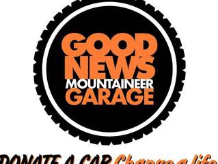 Romano & Associates hosts Good News Mountaineer Garage Silent Auction