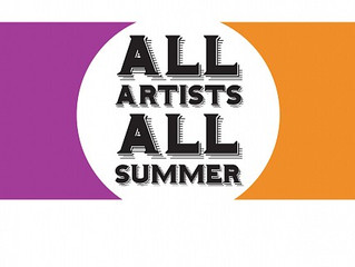 "The Art Store Presents ""All Artists All Summer"""