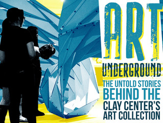 Art Underground Presented by The Clay Center
