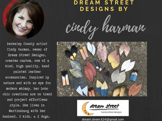 Cindy Harman featured at WV Market Gallery