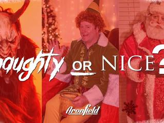 Aronfield Agency has Naughty or Nice