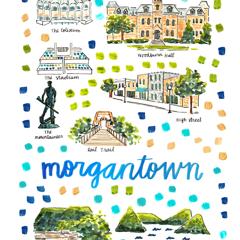 Exclusive Morgantown Print Debut at Virginia Lee