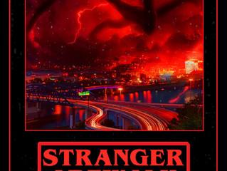 "Aronfield Agency hosts a ""Stranger ArtWalk"""