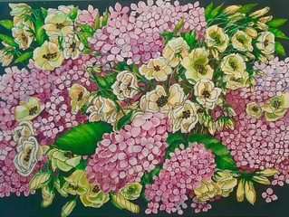 Art Emporium is showing New Works by JoeAnn Crawford