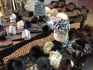 New Winter Accessories at House of Luxe
