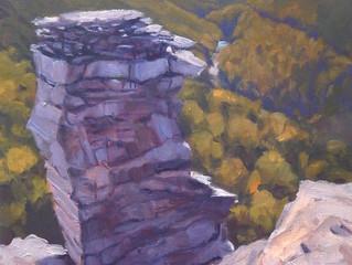 Michael Teel at Art Emporium