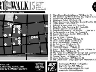 Fun things to see and do at May's ArtWalk