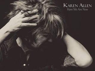 Karen Allen's Album Release Party at Property Elite