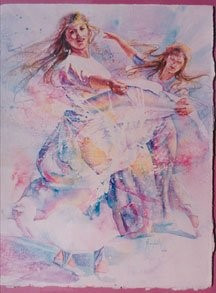 Dance Daughter… Dance!