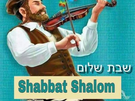 Shabbat Queen!