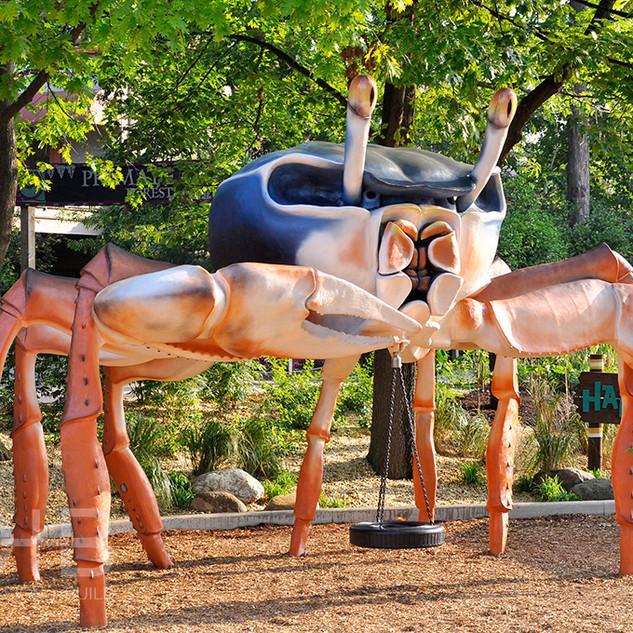 The Toledo Zoo- Aquarium Adventure Trail
