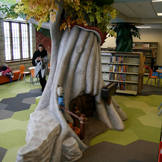 Toledo Lucas County Library- West Branch