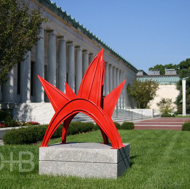 Calder Model- Toledo Museum of Art