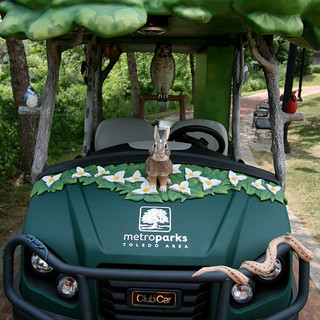 Metroparks Toledo Cart