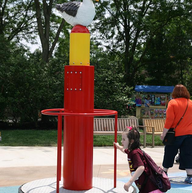 Shores Play Park- Columbus Zoo