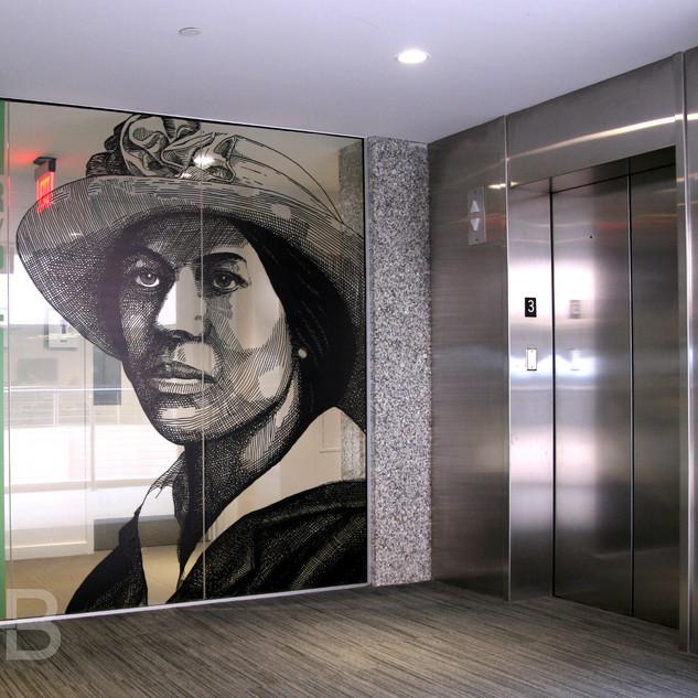 Influential People of Toledo Murals