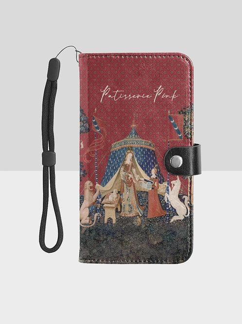 The Lady & the Unicorn phone case