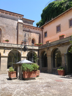 Courtyard Villa Palazzola