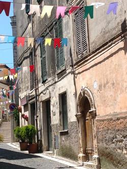 Fiuggi houses