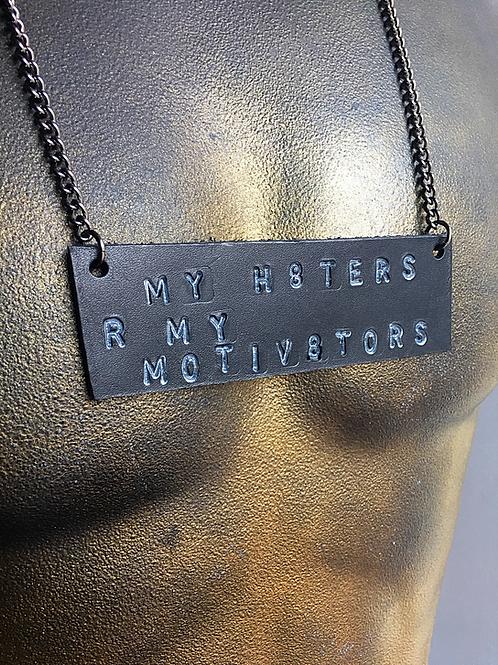 Motivator Necklace