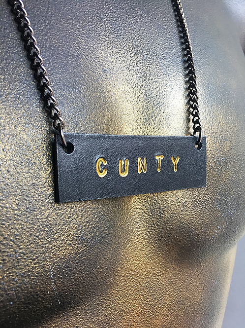Cunty Necklace