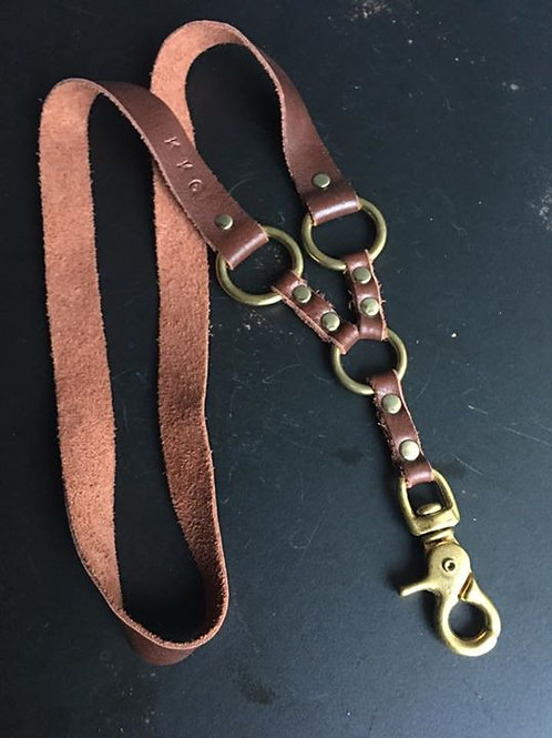 Limited Edition KKG Standard Issue Lanyard Gold