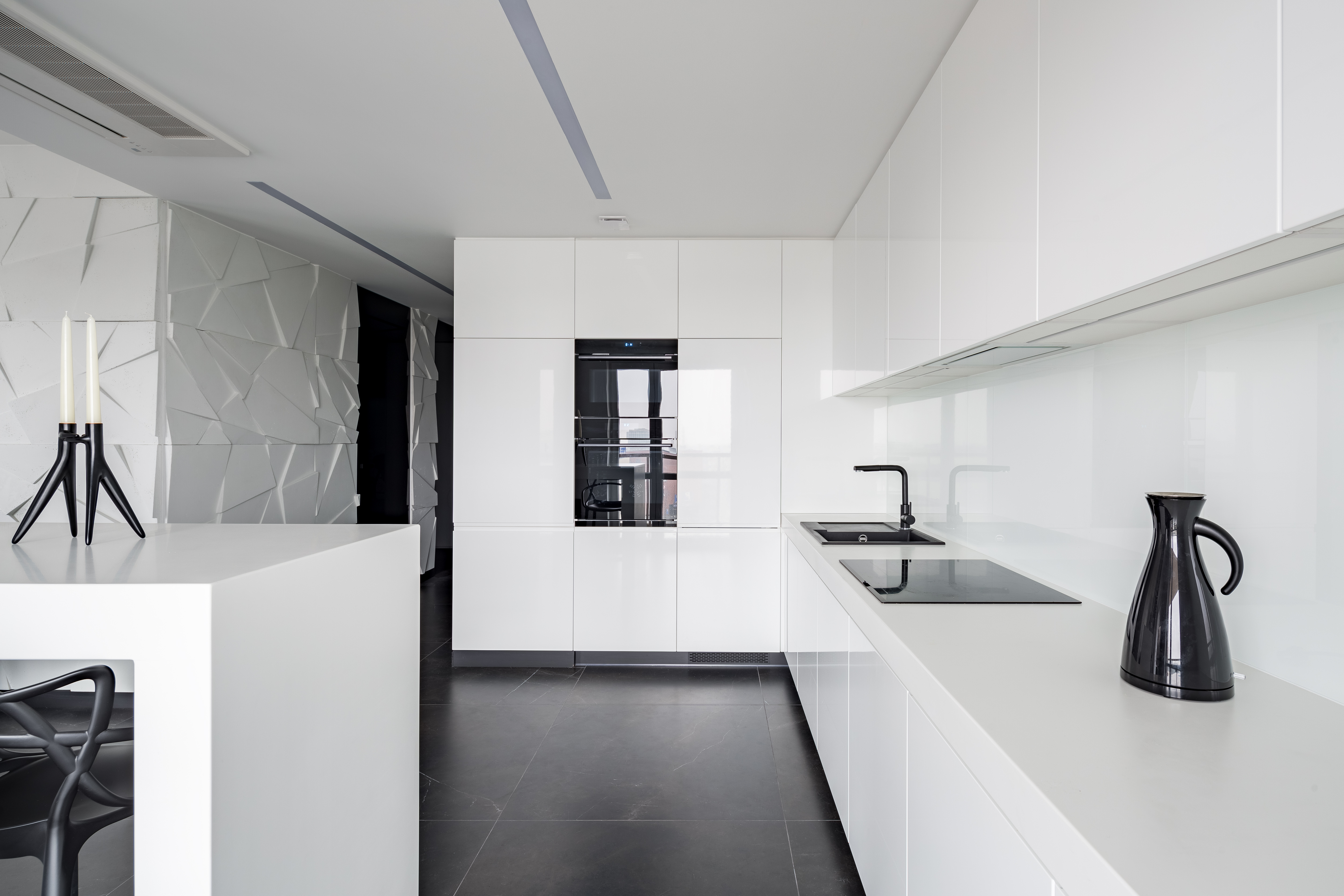 HighGloss Kitchen Furniture and Acce