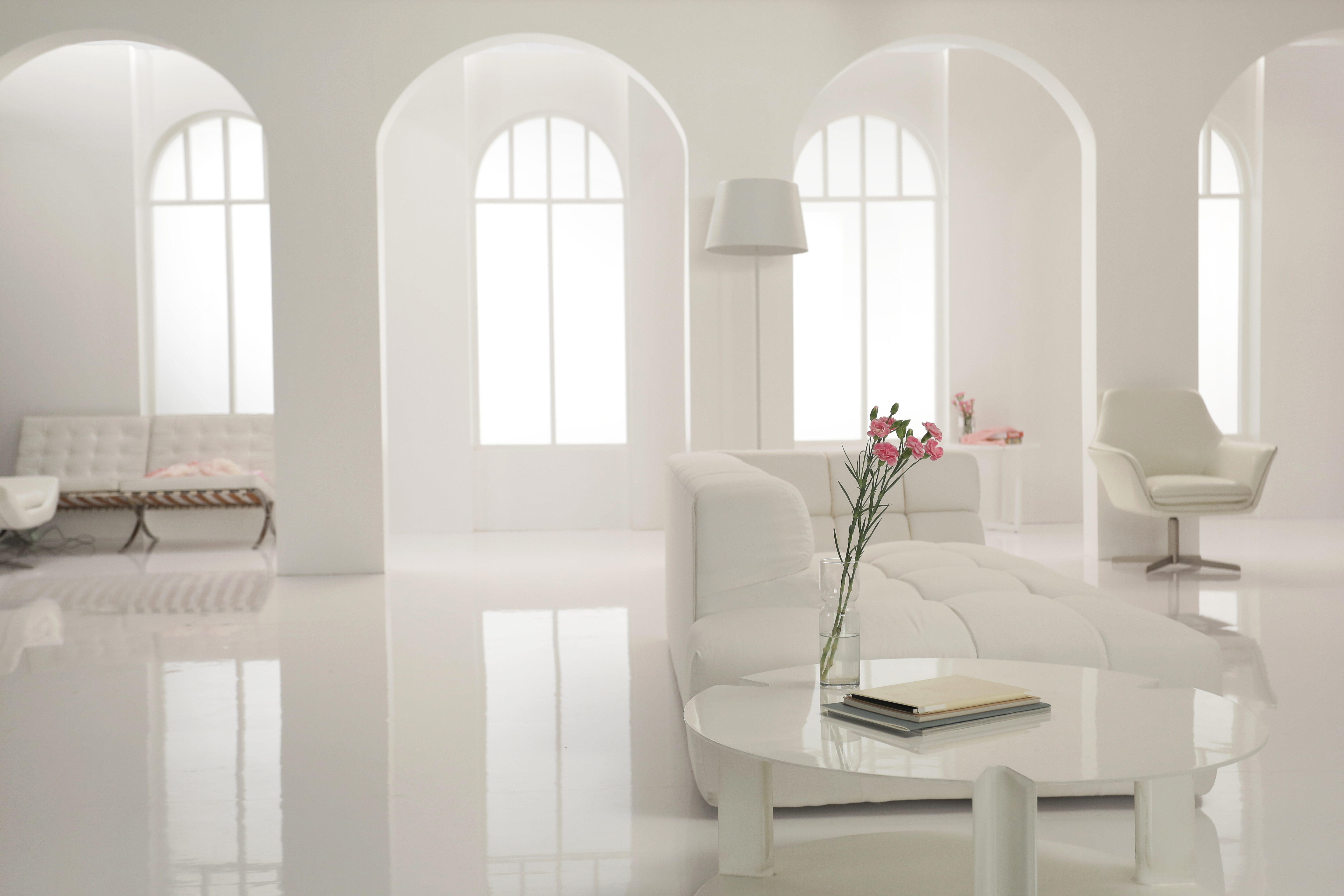 HighGloss mdf panels for mirror effe
