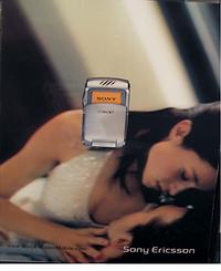 Two image flip lenticular poster