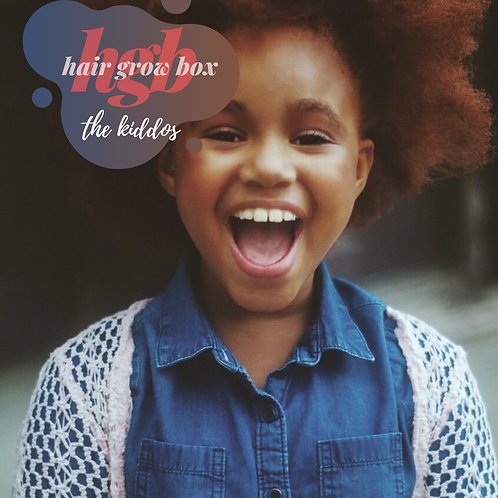 THE KIDDOS BOX FEATURING CANTU CARE FOR KIDS