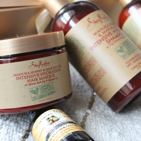 Why you should consider using Shea Moisture Intensive Hydration Formula