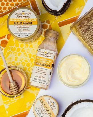 Creme of Nature Pure Honey .jpg