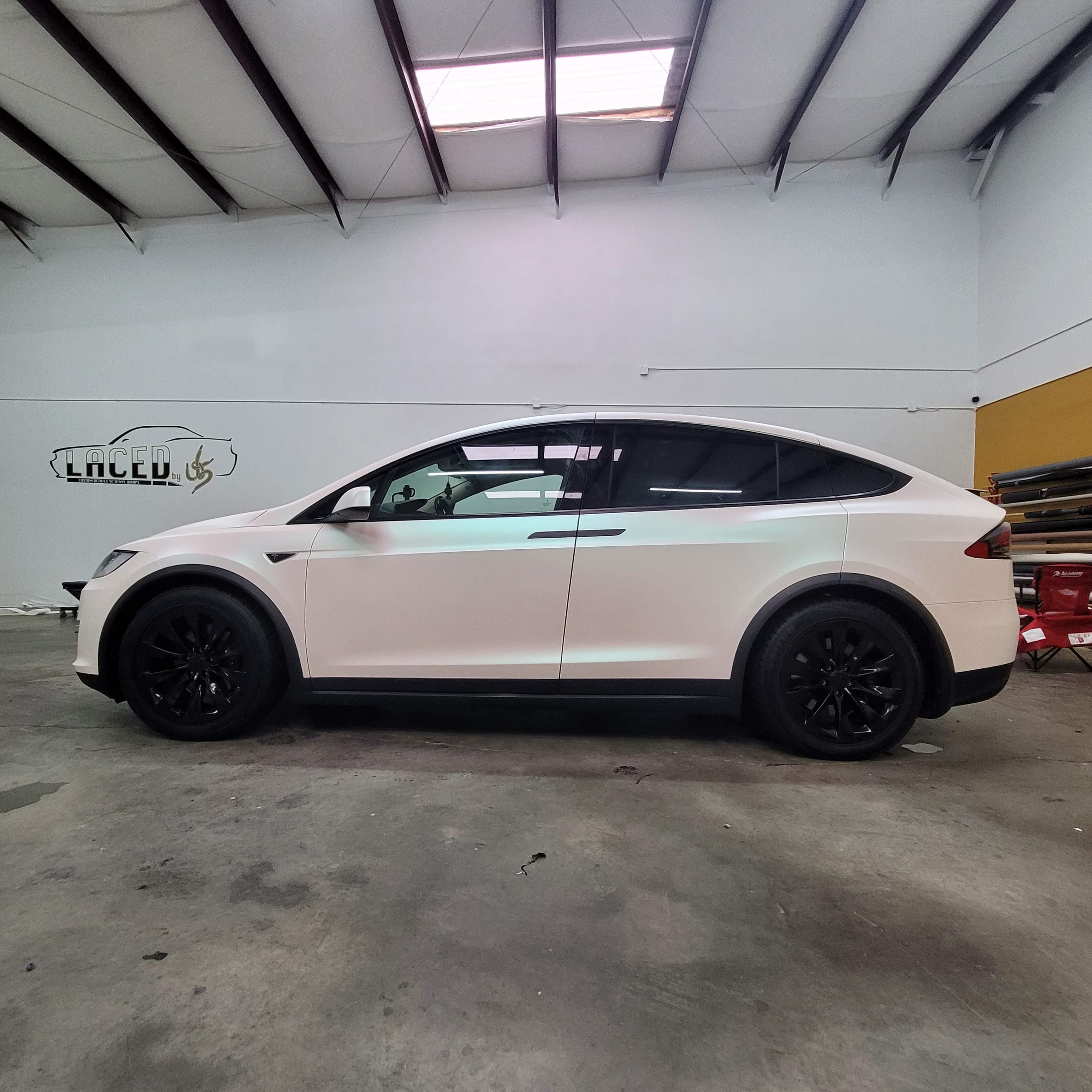 Model X Chrome Delete Atlanta
