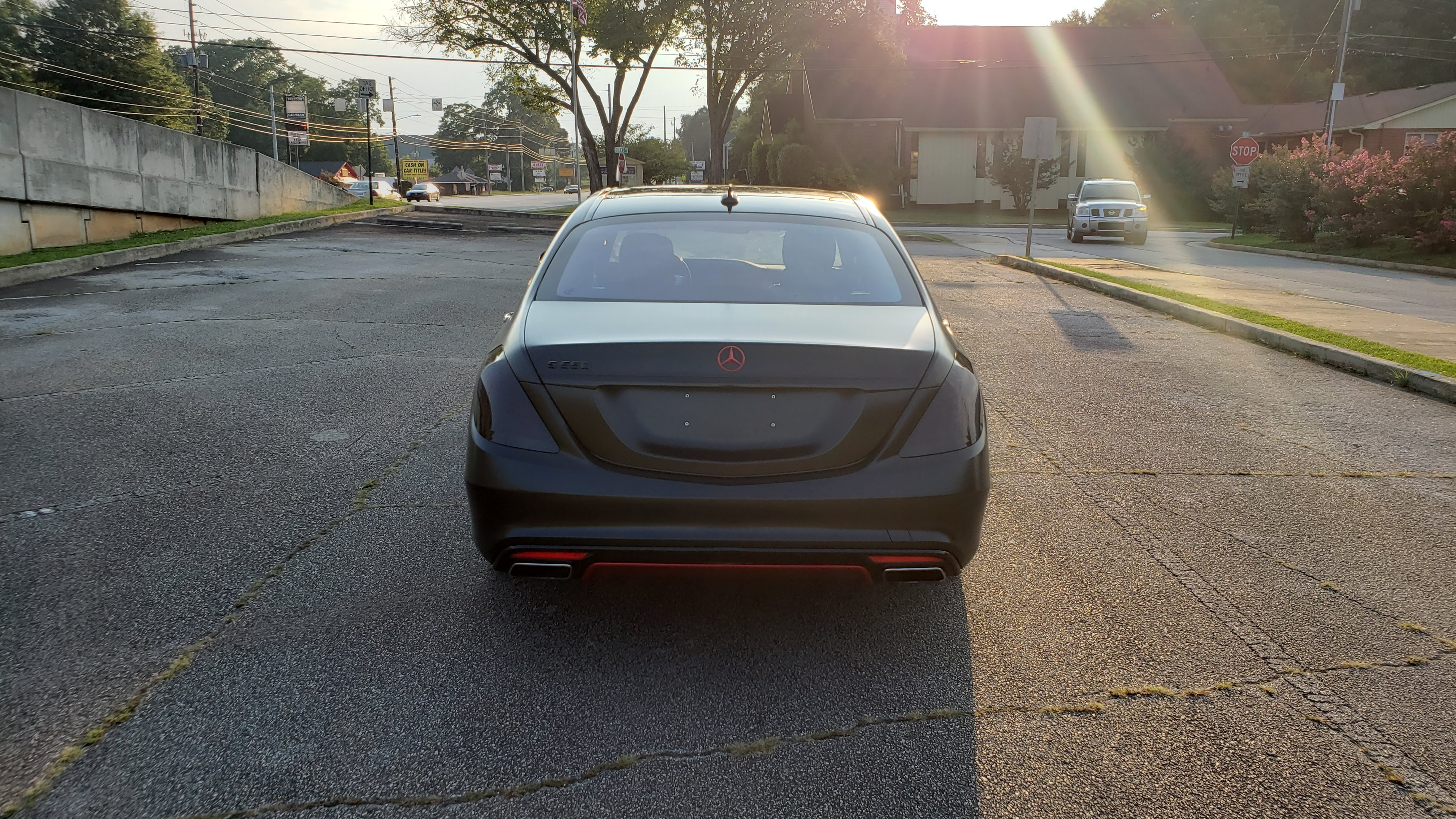 Tail Light Tint
