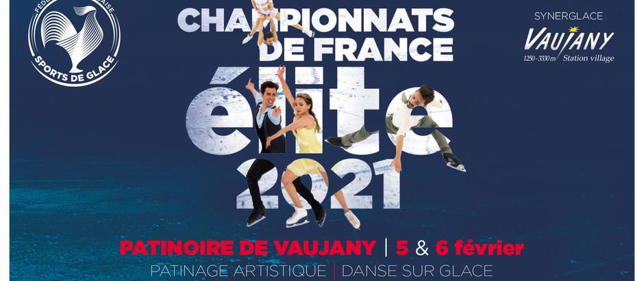 Championnats de France Élite