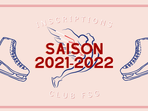 INSCIPTIONS 2021-2022