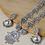Thumbnail: Bahubali Oxidized Long Necklace Set