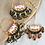 Thumbnail: ANARKALI - Meenakari Jhumka Chandbali Earrings