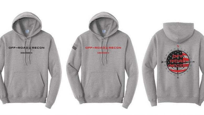 Subscribed Hooded sweatshirt